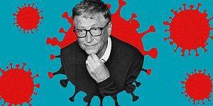 Komplo Teorilerinin Odağındaki İsim Bill Gates de Aşı Yaptırdı