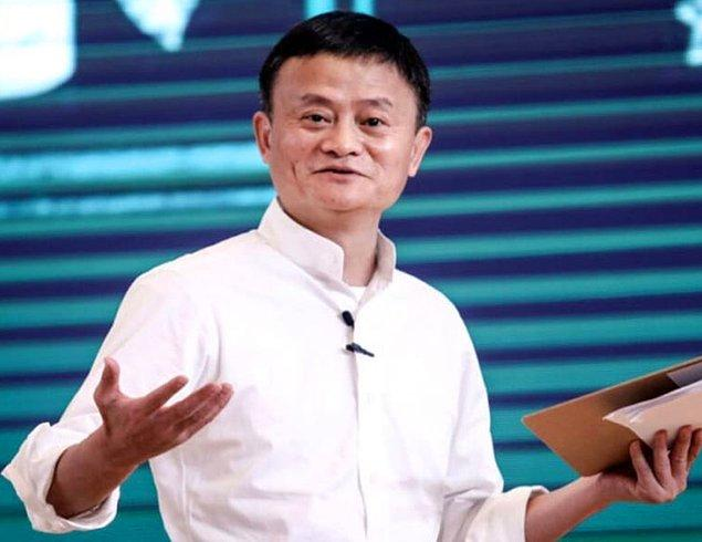 6. Alibaba için 60 bin dolarlık ilk finansal desteği iki saatte toplamıştır.