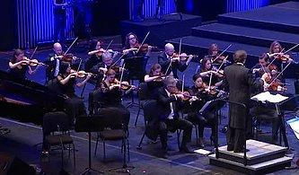 İngiliz Kraliyet Orkestrası'nın 90 Dakika Boyunca Çaldığı Sezen Aksu Şarkılarıyla Kulaklarınız Bayram Edecek