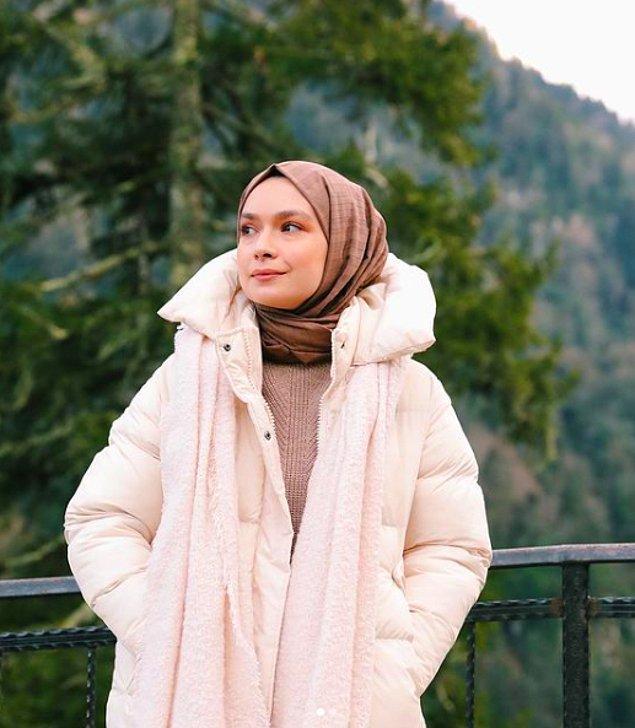 5. Instagram aleminin cici kızı Şüheda Türkoğlu...