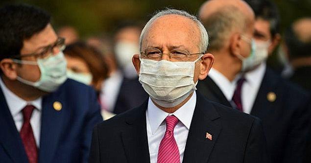 """CHP diye bir partinin olup olmadığı tartışmalıdır"""