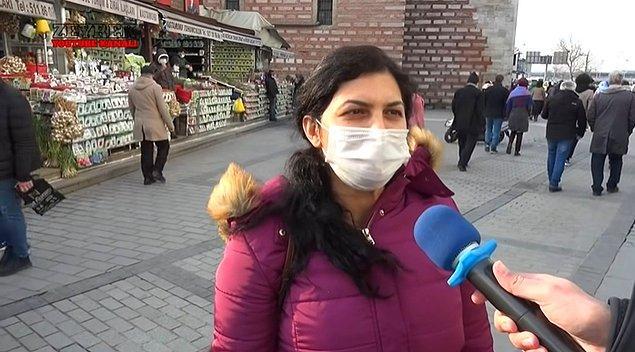 Zeyrek isimli YouTube kanalına konuşan bir vatandaş Ak Parti'yi överken sözleri ile şaşkınlık yaratttı.