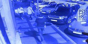 Beşiktaş'ta Üç Rus Turisti Bıçaklayan Şüpheli Yakalandı
