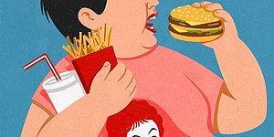 Canınız Sürekli Hamburger, Kola, Cips Çekiyorsa Dev Şirketlerin Bu Yöntemini Öğrenin: Haz Noktası
