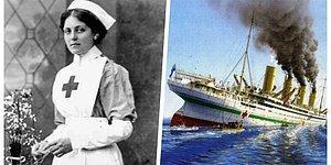 Titanik Dahil 3 Büyük Gemi Kazasından Sağ Kurtulan Hemşire Violet Jessop'un Akılalmaz Hikayesi