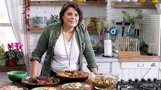 Refika Birgül'ün Yemek Serüveni