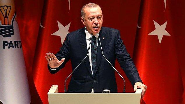 'Erdoğan'a güven yok'