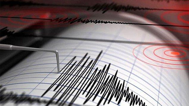 Deprem Mersin'de Panik Yarattı