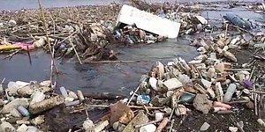 Büyük Menderes Nehri'ndeki Kirlilik 4. Seviyede: 'Mikroplardan Dolayı Ayaklarımızda Yaralar Oluşuyor'