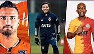 Tüm Transferler Burada! Süper Lig Kulüplerinde Devre Arasında Tüm Gelenler ve Gidenler