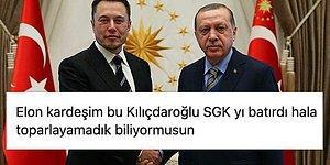 Erdoğan, SpaceX ve Tesla Kurucusu Elon Musk İle Telefonda Görüştü