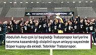 Fırtına İstanbul'da Esti! TFF Süper Kupa'nın Sahibi Trabzonspor!