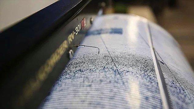 AFAD ve Kandilli Rasathanesi Son Depremler