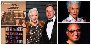 Elon Musk'ın Annesi Maye Mask, Cem Seymen'i Instagram'da Paylaşarak Tebrik Etti