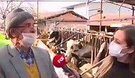 Fahrettin Altun'dan 'Ayıptır' Çıkışı! Fox TV'de 'Destek Almıyorum' Diyen Çiftçi Fikrini Değiştirirse