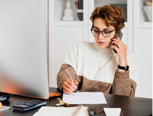 7. Telefon konuşmaları ve yazışmalarda resmi olmalısınız.