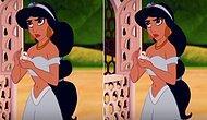 Animasyon Severler Buraya: Bu Disney Karakterlerinin Saçları Nasıldı?
