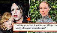Dünyaca Ünlü Rock Yıldızı Marilyn Manson, Evan Rachel Wood'u Taciz Ettiği İddiasıyla Gündemde!