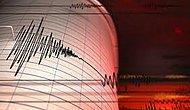 Türkiye'nin Sınırı Azerbaycan'da Deprem! İşte Kandilli ve AFAD Son Depremler Listesi...