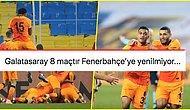 Kadıköy'de Kazanan Yine Cimbom! Galatasaray, Fenerbahçe'yi Mostafa Mohamed'in Tek Golüyle Devirdi