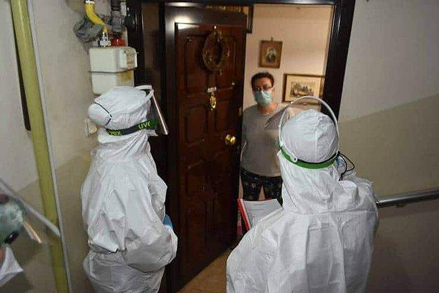 Her iki kişiden birinin çevresinde koronavirüse yakalanan oldu