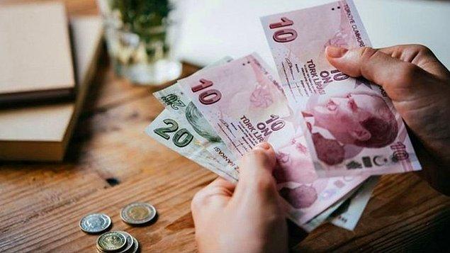 10 yılda 8 euroluk artış