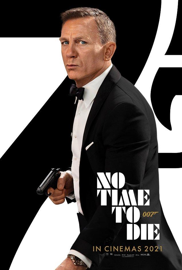 2. Bond 25 (No Time No Die)