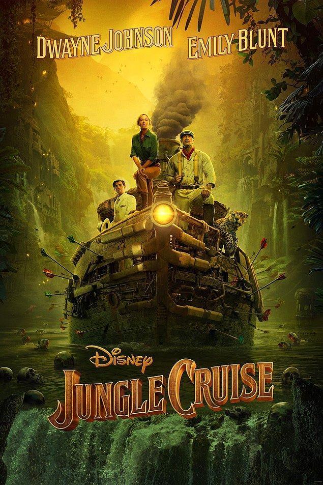 4. Jungle Cruise
