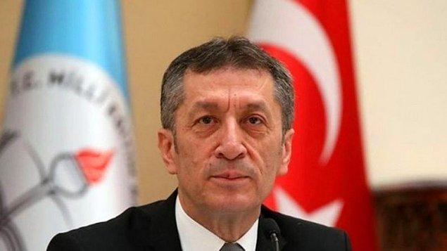 Milli Eğitim Bakanı Ziya Selçuk'tan Açıklama