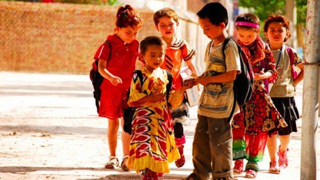 'Uygur çocuklarının ebeveynlerinden zorla alındıklarına dair kanıtlar var.'