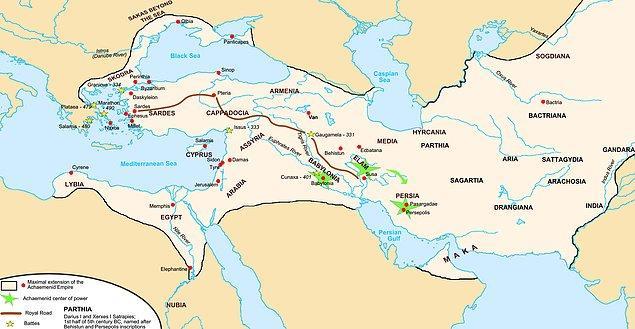 Tarihin en ünlü yolu: Roma Kral Yolu