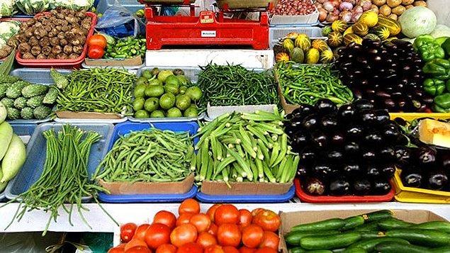 Hangi meyve ve sebzeler açıkta satılamayacak?