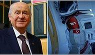 Ve İlk Öneri Bahçeli'den Geldi: Astronot Yerine 'Cacabey' Diyelim