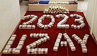 Polisler Uyuşturucu Operasyonunu Mesajla Bitirdi: '2023 Uzay'