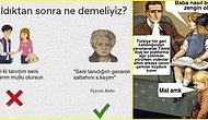 Hayatın İçinden Ürettikleri Capslerle Hepimizi Güldüren 'Turkish Memes' Hesabından 16 Harika Paylaşım