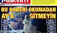 Deva Partisi'nden 'Takvim' Göndermeli Mesaj: Bu Haberi Okumadan Ay'a Gitmeyin