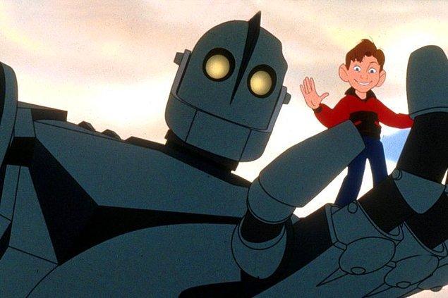 3. The Iron Giant (1999)