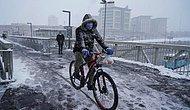 Beklenen Kar Yağışı Başladı: İstanbul Beyaza Büründü