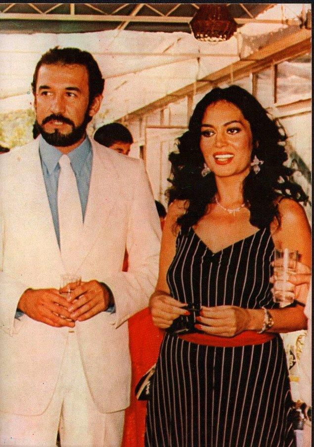 3. Türkan Şoray & Cihan Ünal