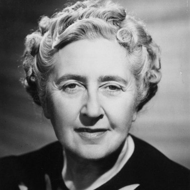 Agatha Christie!