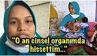 Kanımız Dondu! Namaz Kıldığı Sırada Esen Rüzgardan Dolayı Hamile Kaldığını İddia Eden Kadın