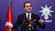 AKP Sözcüsü Çelik: '13 Şehidin Sorumlusu Erdoğan Demek Sapkınlık'