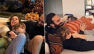 Uyanış Büyük Selçuklu'nun Yıldızı Buğra Gülsoy'un Eşi ve Oğluyla Paylaştığı Fotoğraflar İçinizi Isıtacak