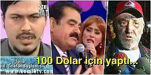 Türk Televizyonlarında Reyting Kaygısıyla Yapılmış Anlam Verilemeyen Saçmalıklardan Seçmeler