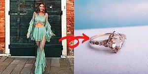 Giyerim/Giymem Testine Göre Evlilik Teklifi Yüzüğünü Gösteriyoruz!