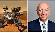 As Bayrakları! Mars'a Giden Perseverance'in Tasarımında Boğaziçili İmzası