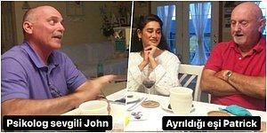 Meltem Miraloğlu'nun Eşi Patrick'ten Ayrılarak 62 Yaşındaki Psikoloğu John ile Birlikte Olduğu Söyleniyor