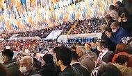 AK Parti İzmir Kongresi'nde Vatandaşların Salon Dışında ve İçinde Oluşturdukları Kalabalık Tepki Çekti