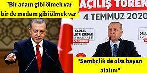 Kılıçdaroğlu İçin 'Adam Zannettim' Diyen Erdoğan'ın Geçmişteki Bazı Cinsiyetçi Açıklamaları ve Tepkiler