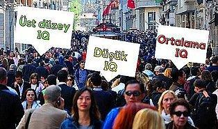 Türkiye'nin Yüzde Kaçlık IQ Dilimindesin?